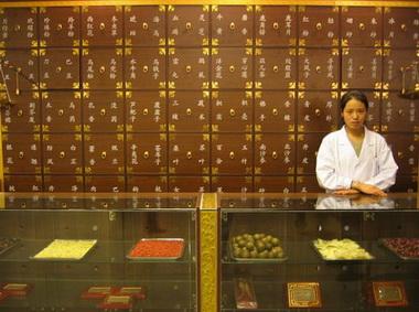 Гомеопатические принципы в китайской медицине