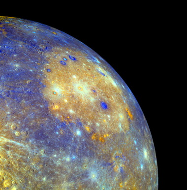 Меркурий - мимика и жест