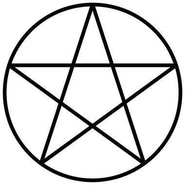 Сакральная пентаграмма